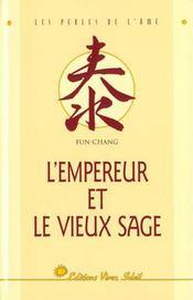 L'EMPEREUR ET LE VIEUX SAGE dans Bibliographie 1540764_3388418