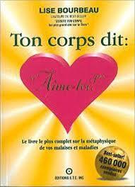 TON CORPS DIT: AIME TOI! dans Bibliographie ton