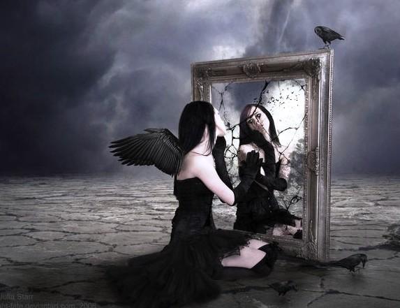 l effet miroir etresoimeme