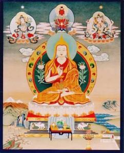 Philosophie et religion (1) Le Bouddhisme dans Philosophie tsongkhapa-242x300