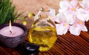Huiles essentielles pour ré-activer le chakra coronal dans Energie huiles-essentielles-de-massage-300x187